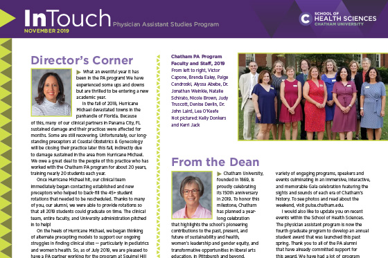 intouch-newsletter-pa-2019