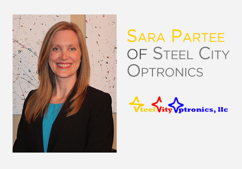 Member of the Month: Sara Partee
