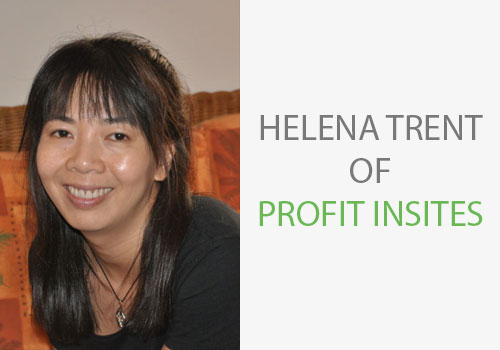Member of the Month: Helena Trent