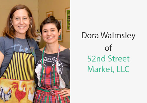 Member of the Month: Dora Walmsley