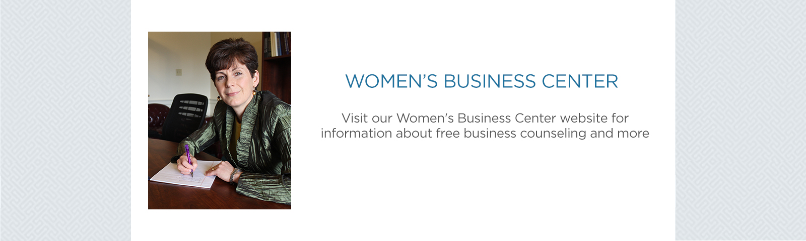 Women's Business Center (WBC)