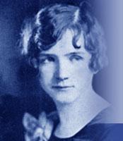 young Rachel Carson
