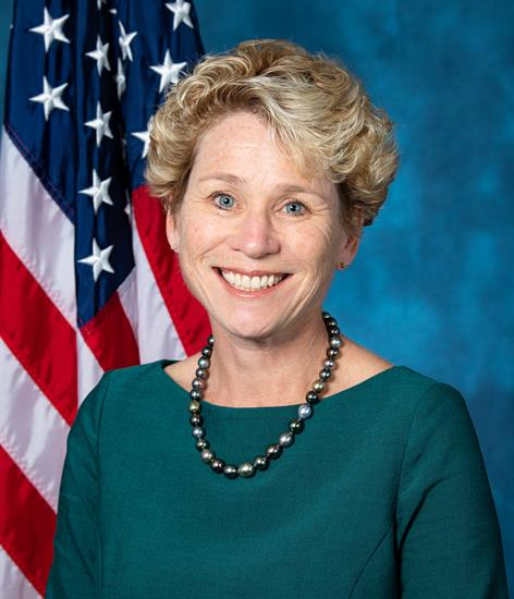 Keynote Speaker: Congresswoman Chrissy Houlahan